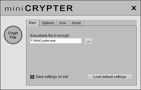 Mini Crypter